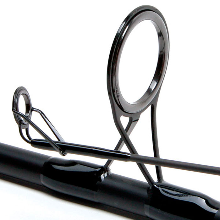 Карповое удилище 3-х секц. Daiwa Black Widow 3.6м 3lb