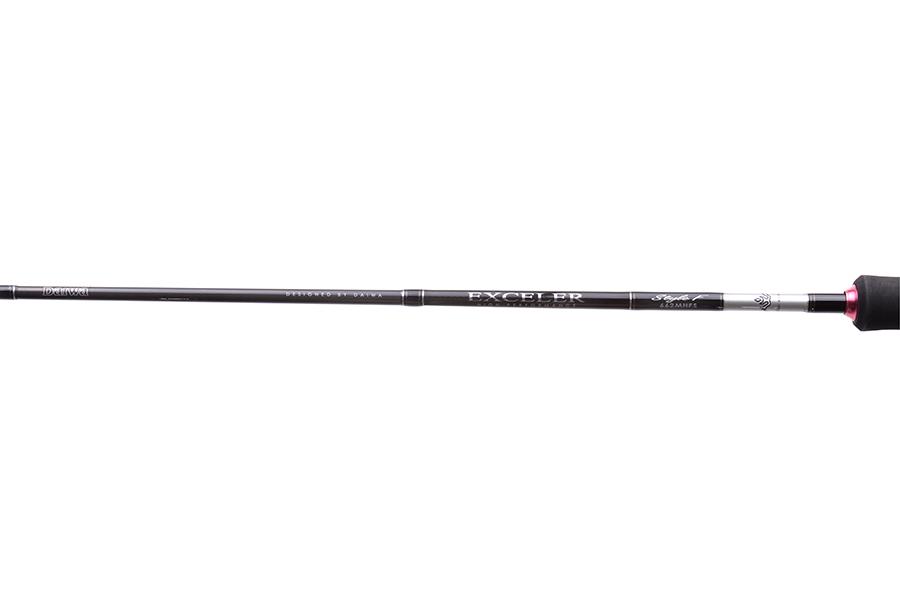 Спиннинговое удилище Daiwa Exceler EXSF 702MHFS 2.1м 7-28г