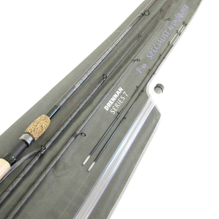 Фидерное удилище Drennan Specialist Avon/Quiver 3.6м 1.5lb