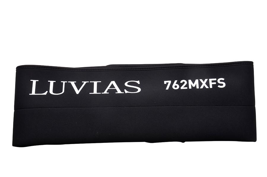 Спиннинговое удилище Daiwa Luvias 802 MHFS-AR 2.44м 10-40г