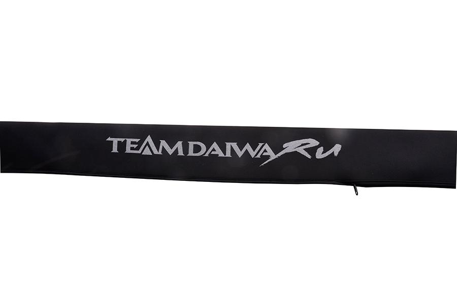 Спиннинговое удилище Daiwa TD-RU 802 MHFS 2.43м 10-40г