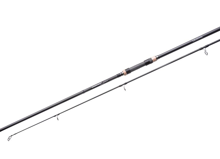 Карповое удилище 2-х секц. Daiwa Windcast Traditional Carp 12ft 3.5lb