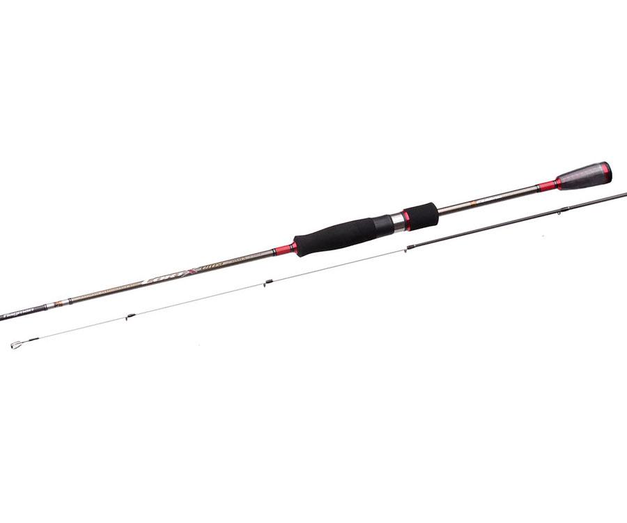 Спиннинговое удилище Flagman Cort X Ultra 762MLT 2.28м 1-10г Tubular