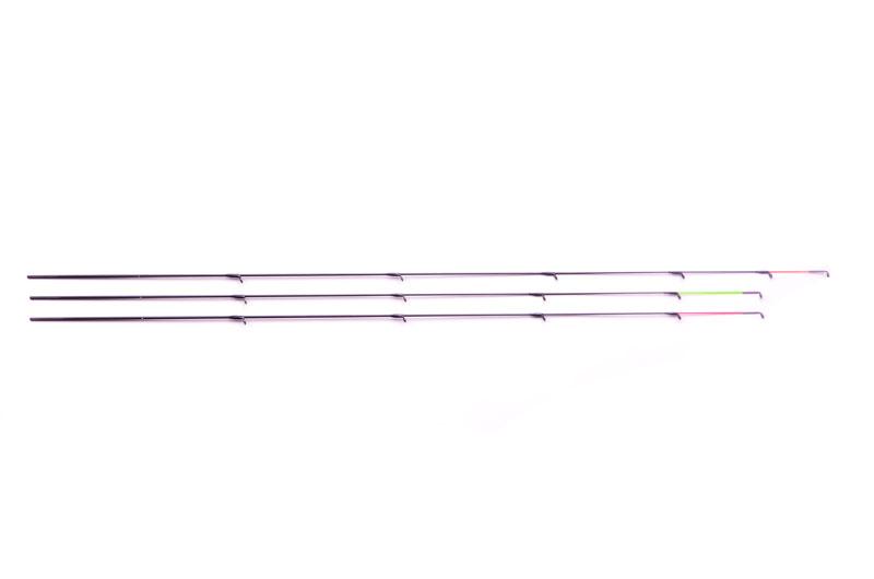 Комплект из 3-х вершинок для фидера Flagman графит