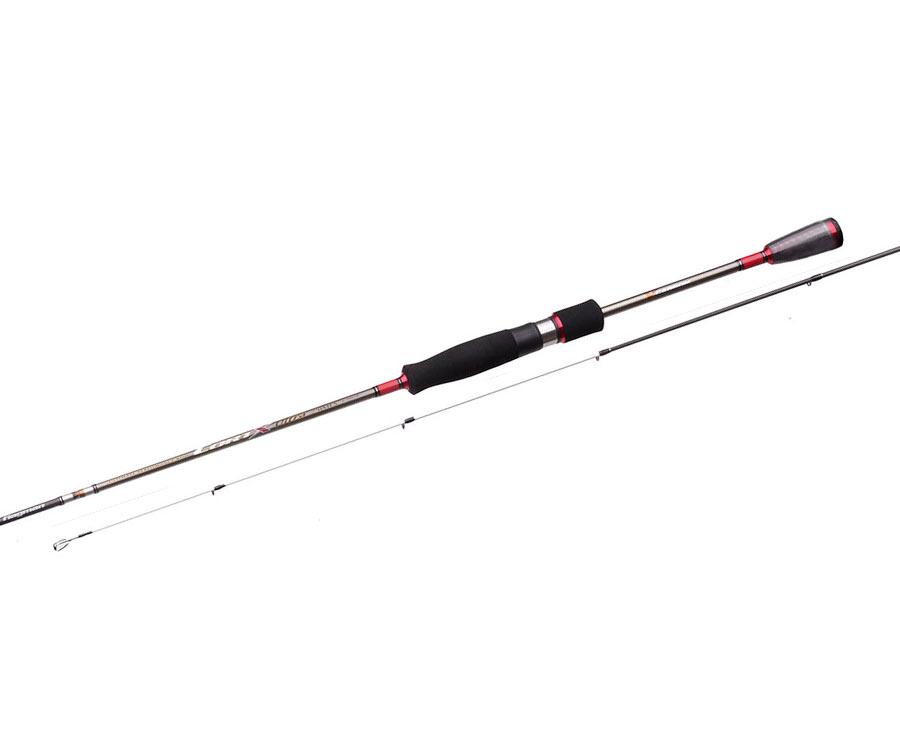 Спиннинговое удилище Flagman Cort X Ultra 662LT 1.98м 0.5-7.0г Tubular