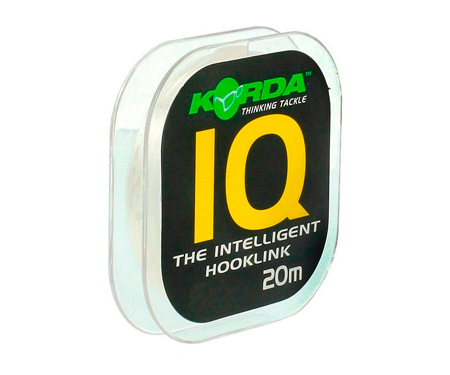 Флюорокарбон Korda IQ The Intelligent Hooklink 25 lb