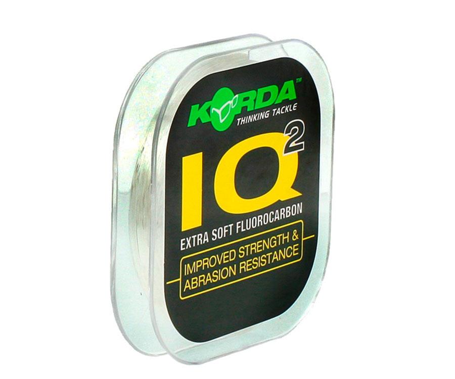 Флюорокарбон Korda IQ2 Extra Soft 0.40мм