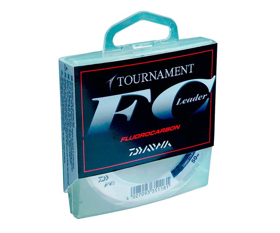 Леска Daiwa Tournament FC 0,40 мм
