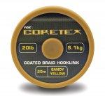 Поводковый материал FOX Coretex 25 lb Olive