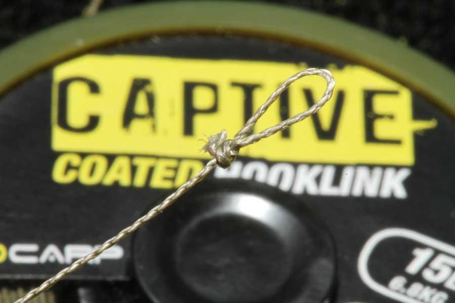 Поводковый материал AVID CARP Coated Hookline-Green 15 lb