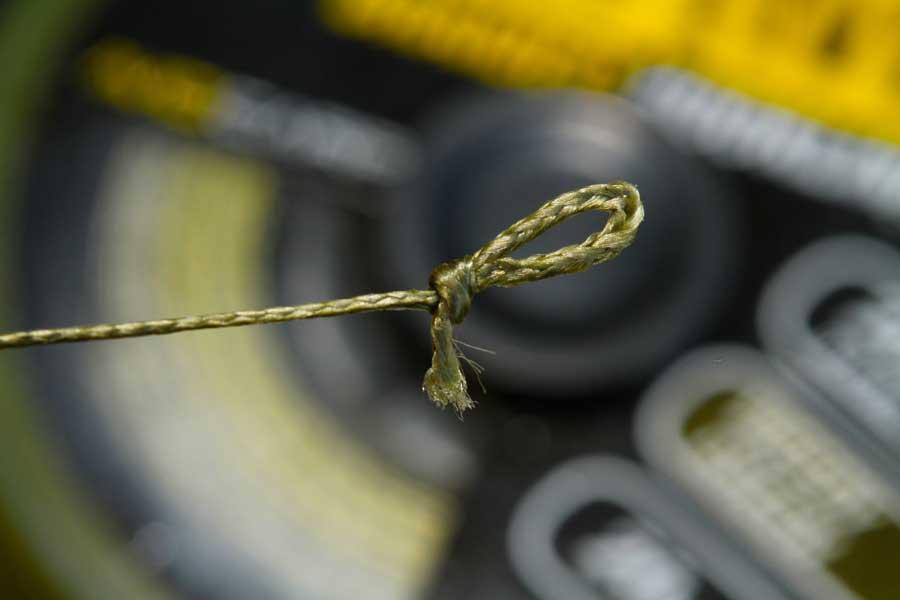 Поводковый материал AVID CARP - 20lb WEEDY GREEN