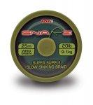 Поводковый материал FOX Snare Super Supple Slow Braid 25м 10lb