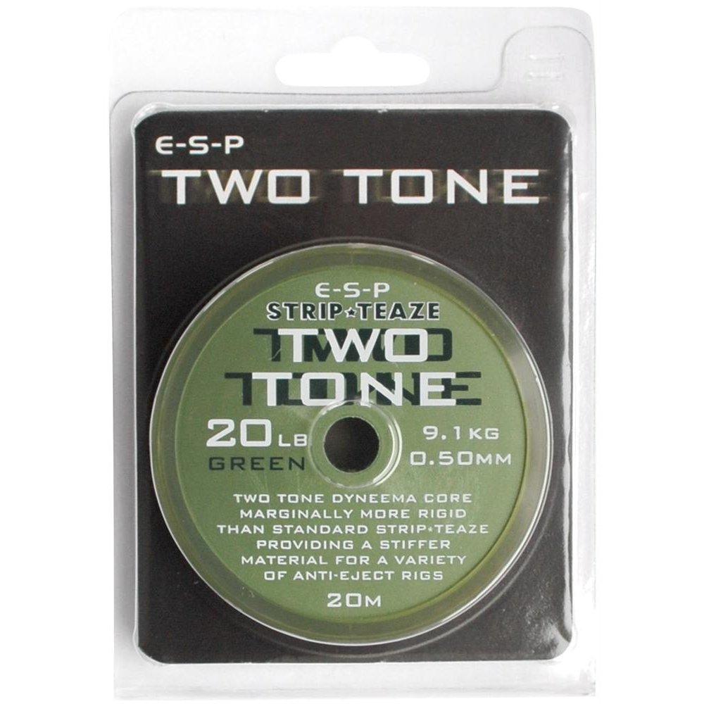 Поводковый материал Esp Two Tone 15 lb Weed