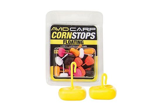 Стопоры для бойлов Avid Carp Corn Stops Mixed Colours S