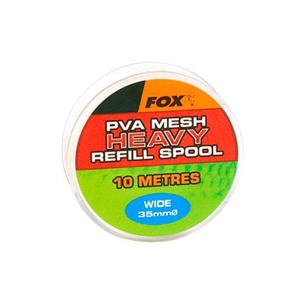 ПВА-сетка Fox широкая Wide 10 м Refill Spool Heavy Mesh