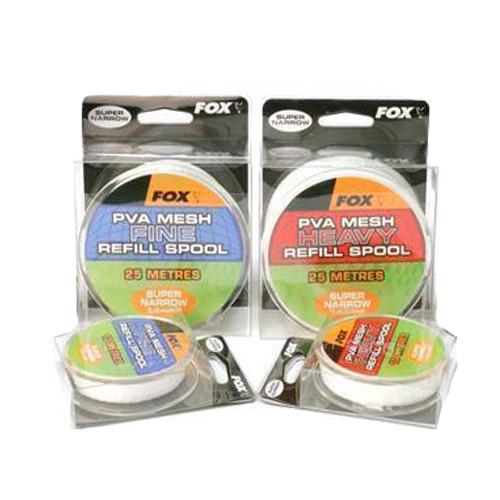 ПВА-сетка Fox Heavy Mesh Refill Spool 14 мм 10м