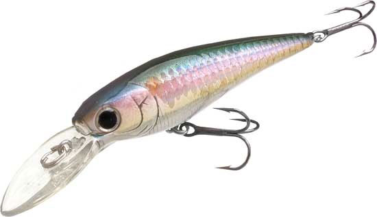Воблер Lucky Craft Bevy Shad 75 SP Ghost Northern Pike
