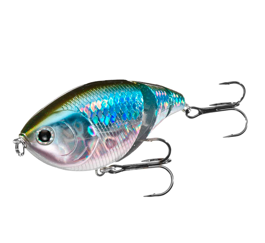 Воблер Lucky Craft Fat Smasher 75 MS American Shad
