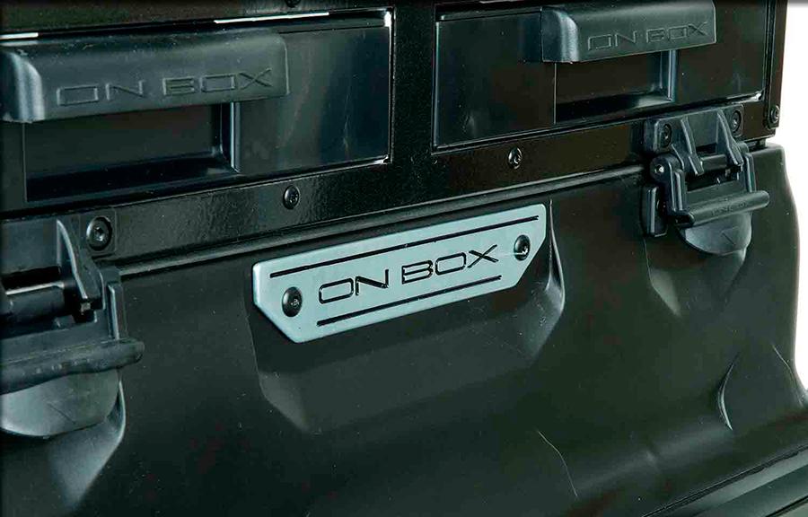 Платформа Preston OnBox X4S Seatbox