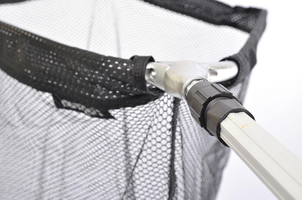 Подсак Flagman Landing Net Sandwich Mesh 60x60, Нead 1,80 м, 2 sec
