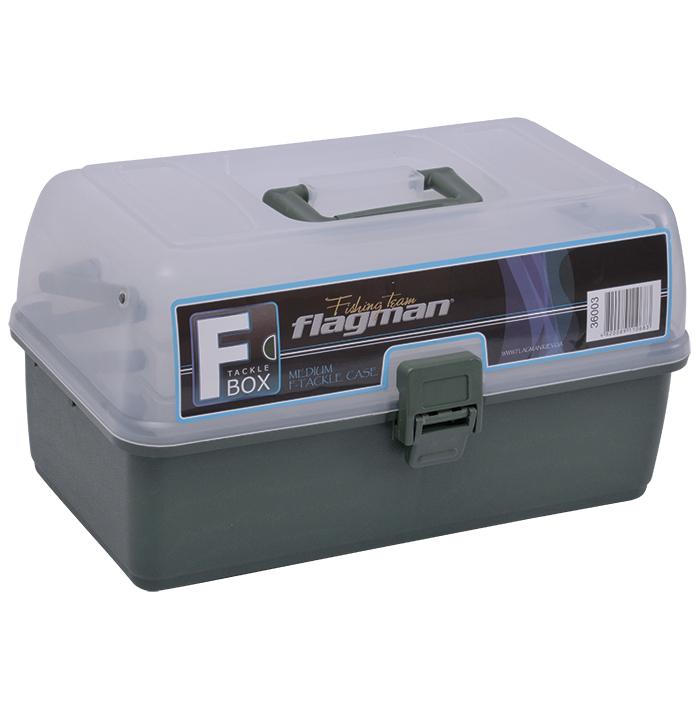 Ящик Flagman пластиковый 3-х полочный