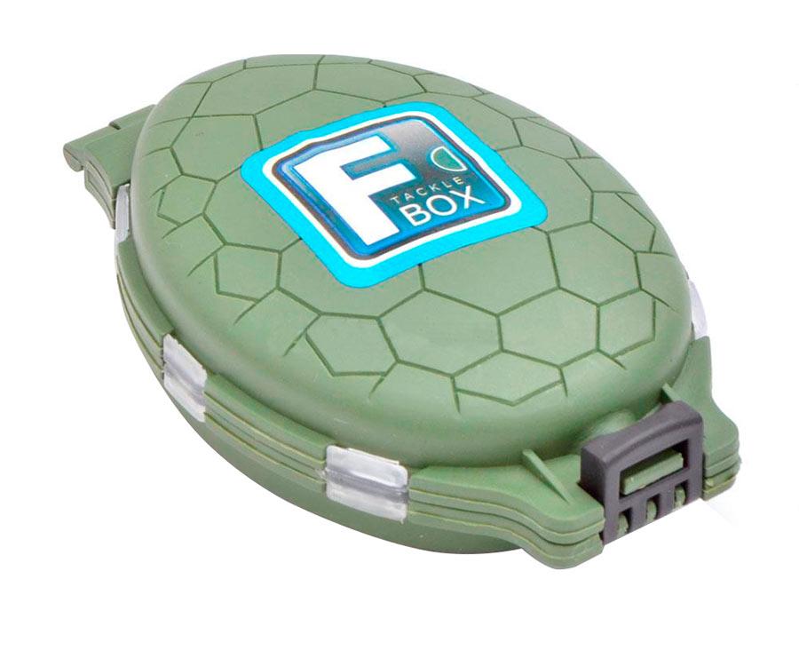 Коробка для крючков Flagman Черепашка G007