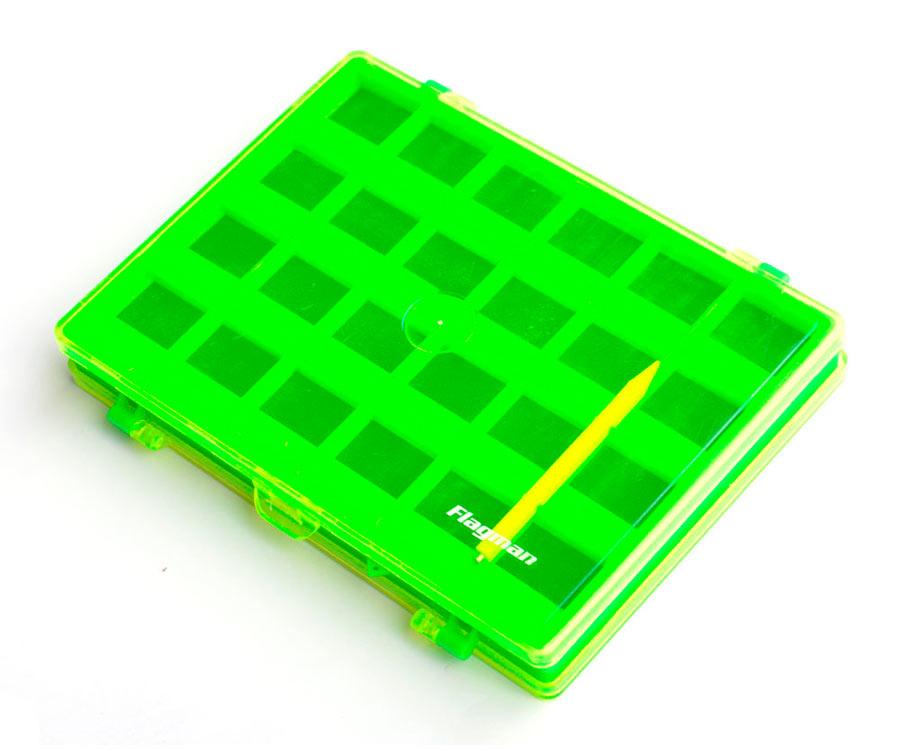 Магнитная коробка Flagman для крючков большая
