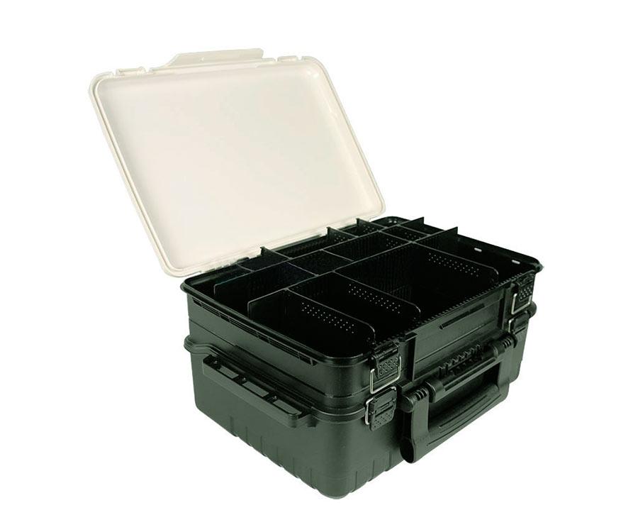 Ящик-кейс Meiho VS-3078 Green Camou
