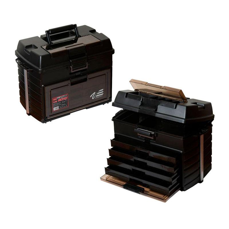 Ящик-станция Meiho большой VS-8050 Black