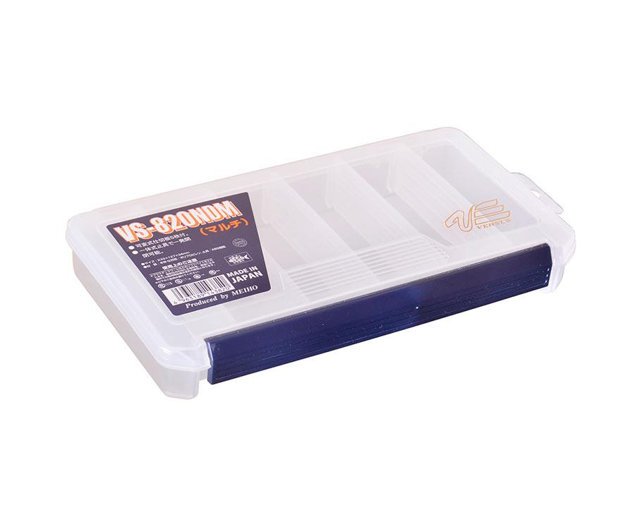 Коробка Meiho VS-820NDM Clear