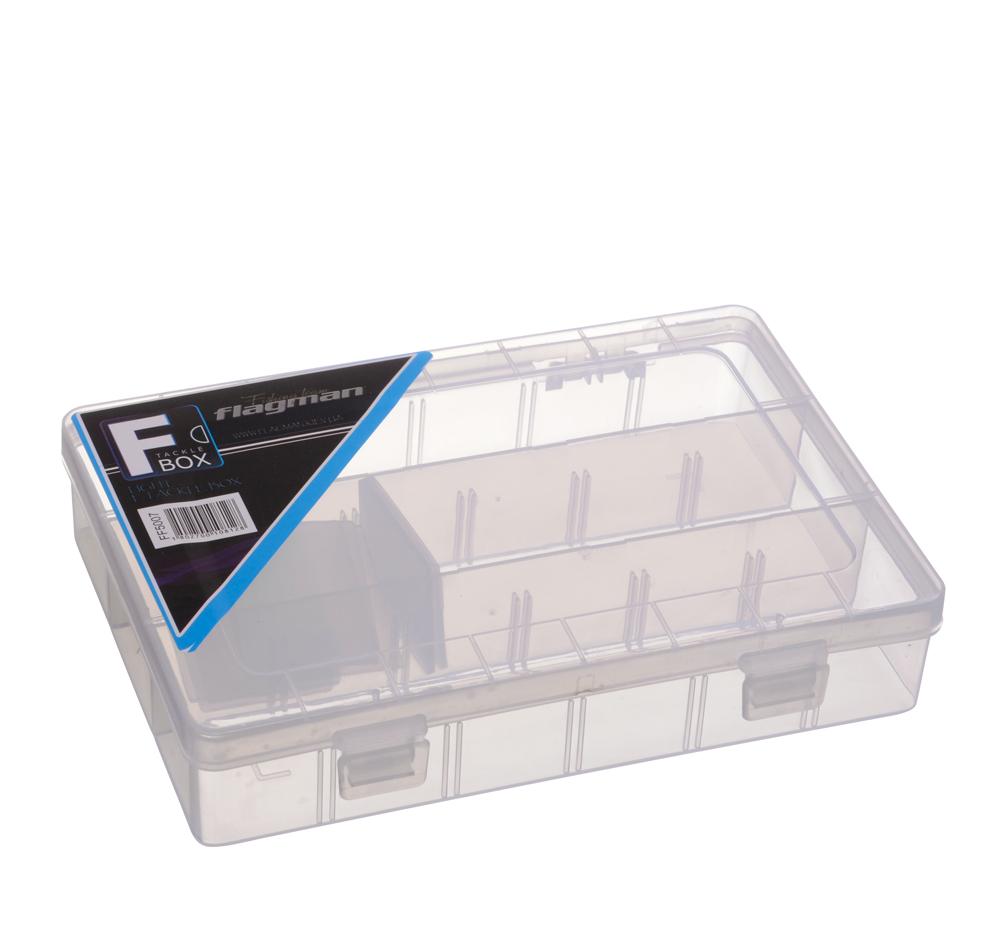 Коробка пластиковая Flagman 220х140х40мм
