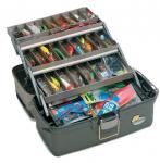 Ящик Plano 3-х полочный с боковыми вставками