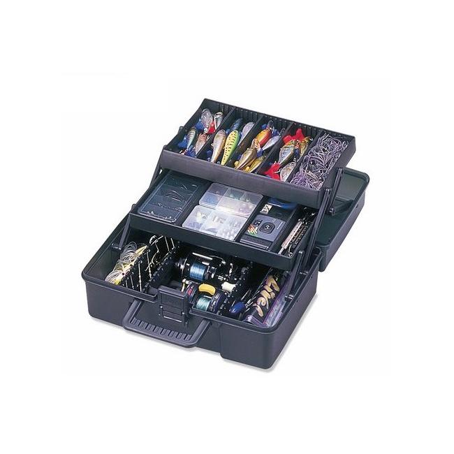 Ящик Meiho рыболовный VS-7020 Black
