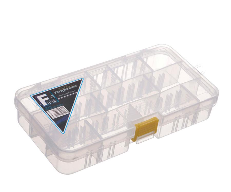 Коробка для блесен Flagman HJ 160x90x31мм