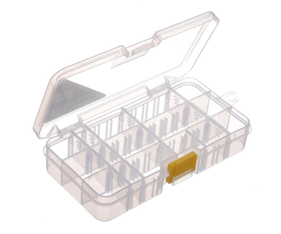 Коробка для блесен Flagman HJ 185*100*33мм