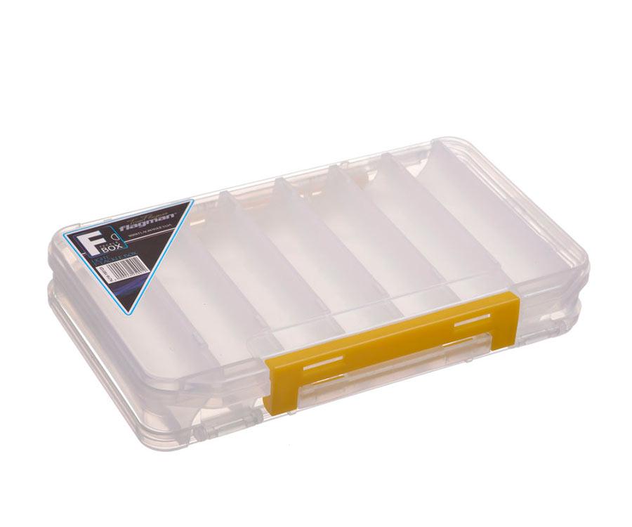 Коробка Flagman пластиковая двусторонняя 195x123x36мм