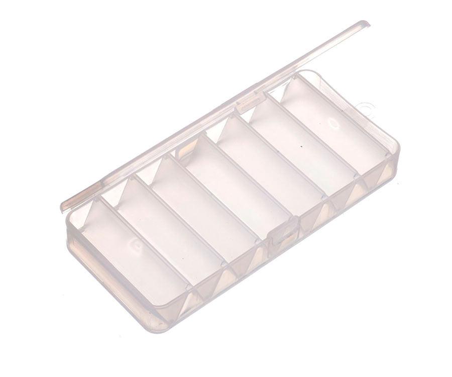 Купить Коробка Flagman пластиковая двустороняя Plastic Box 185x85x31мм