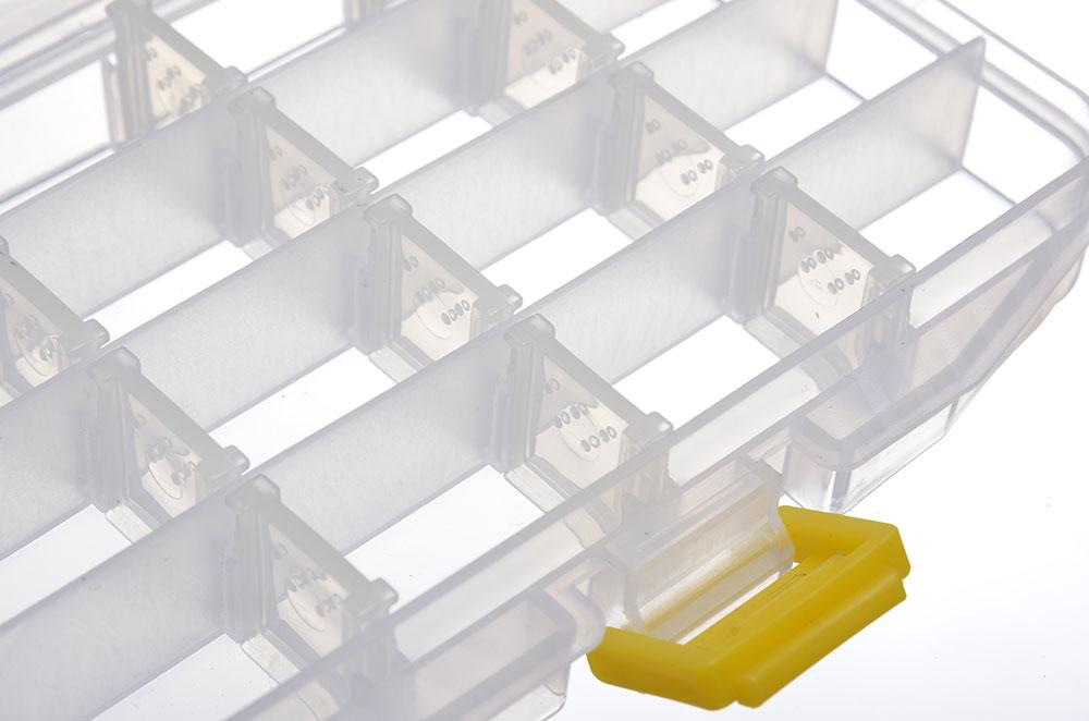 Коробка Flagman Movable Plastic 145х100х23мм