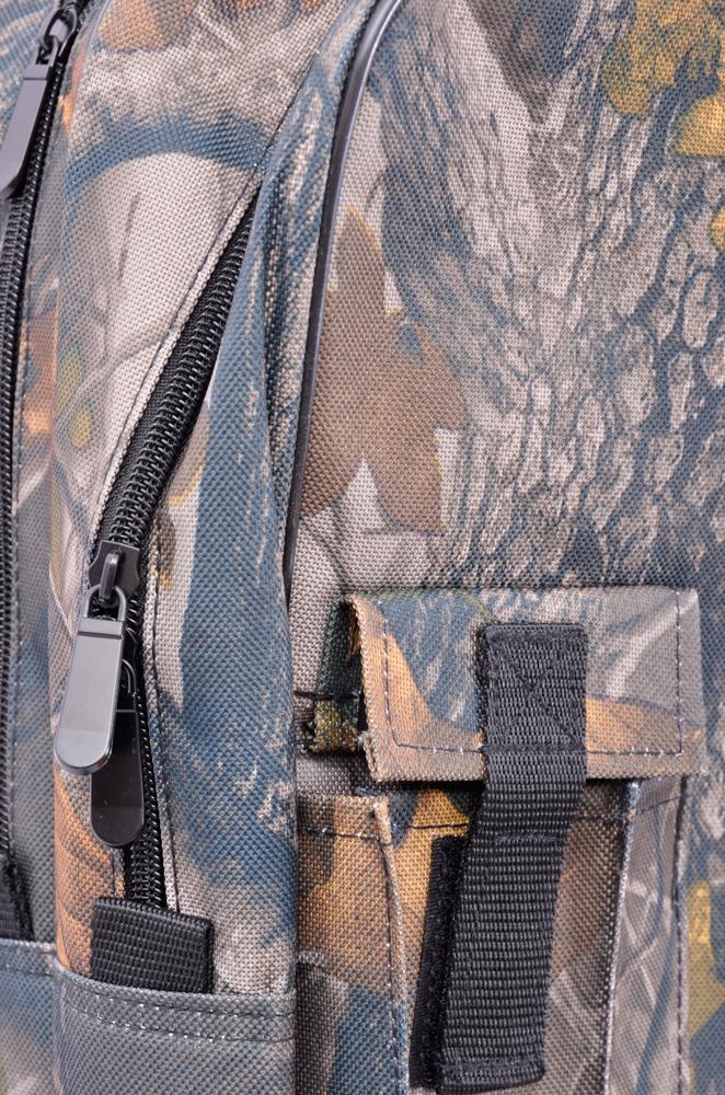 Чехол Carp Pro двухсекционный camo 1.50m