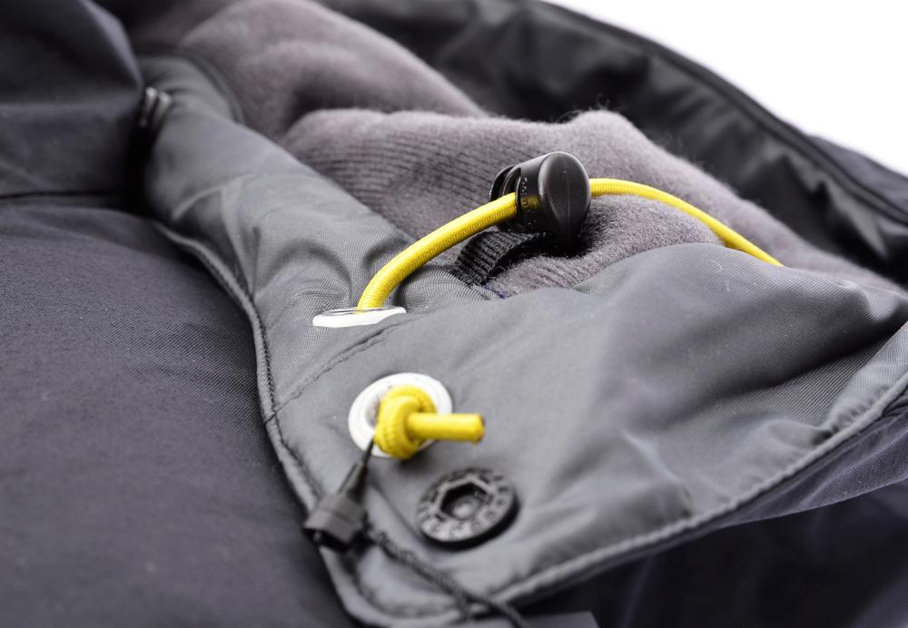 Костюм зимний Daiwa DW-3504 Rainmax Winter Suit Black