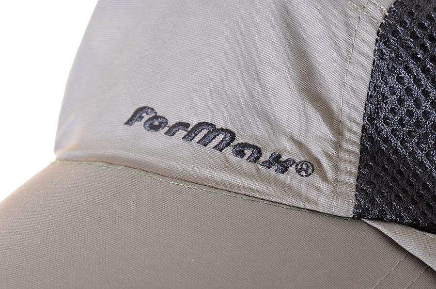 Кепка ForMax с защитой от солнца