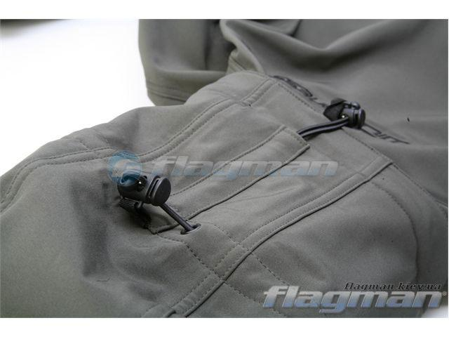 Куртка Daiwa Wilderness XT Softshell