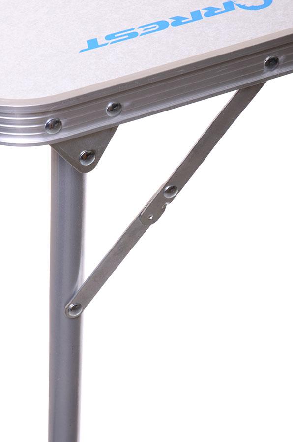 Стол алюминиевый Forrest 80х60х70см