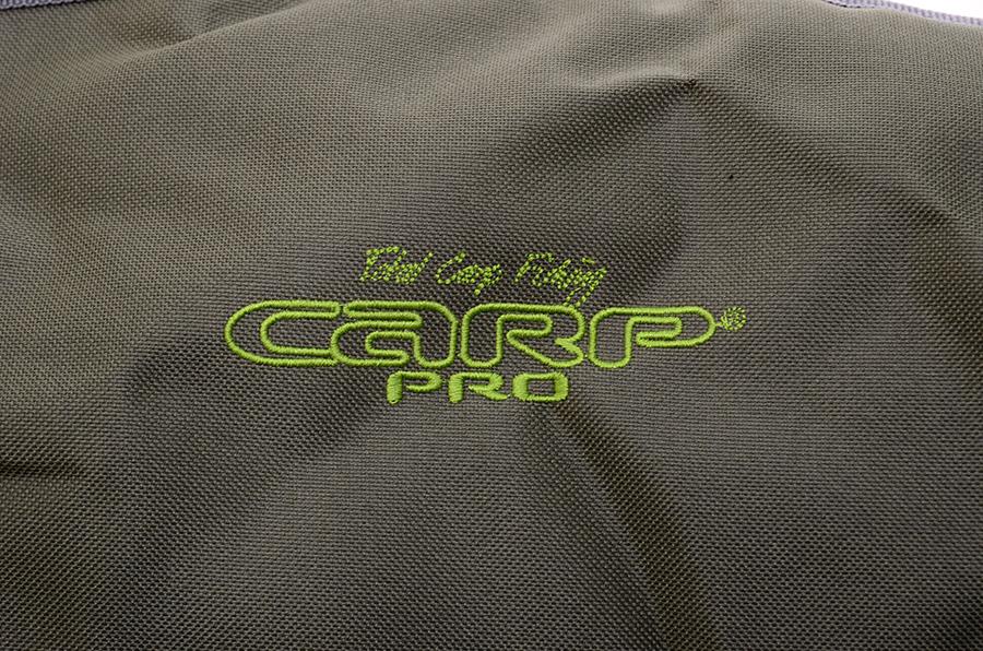 Кресло рыболовное с жесткими подлокотниками Carp Pro