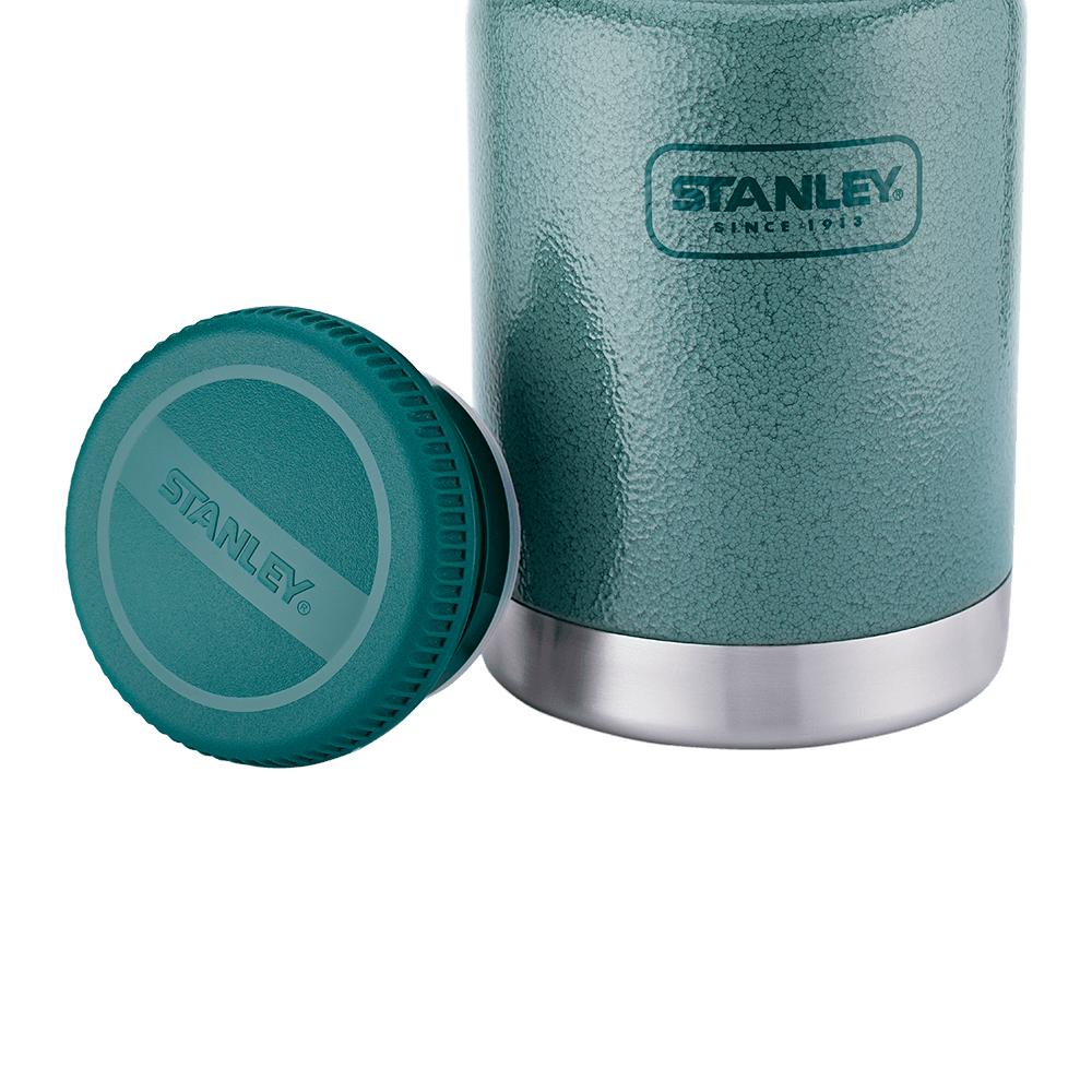 Термобанка для еды Stanley 0.7L зеленая