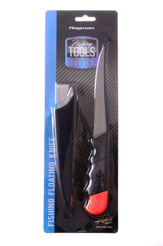 Нож филейный плавающий Flagman 14.0см
