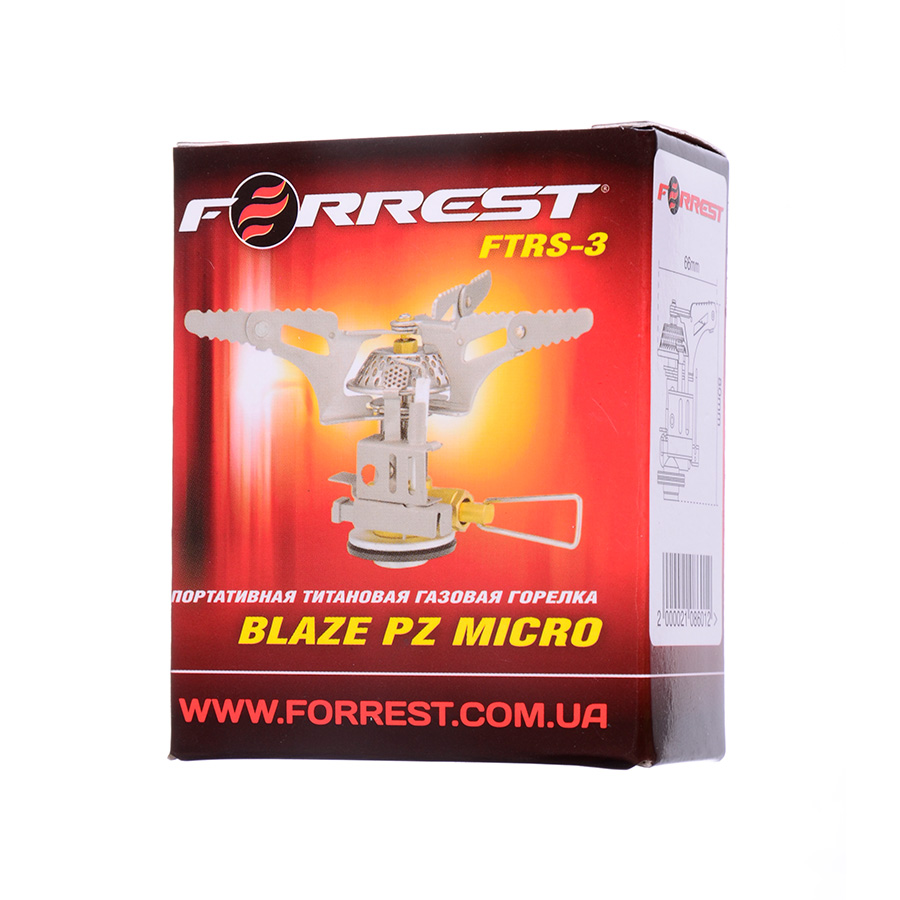 Газовая горелка Forrest Blaze PZ Micro