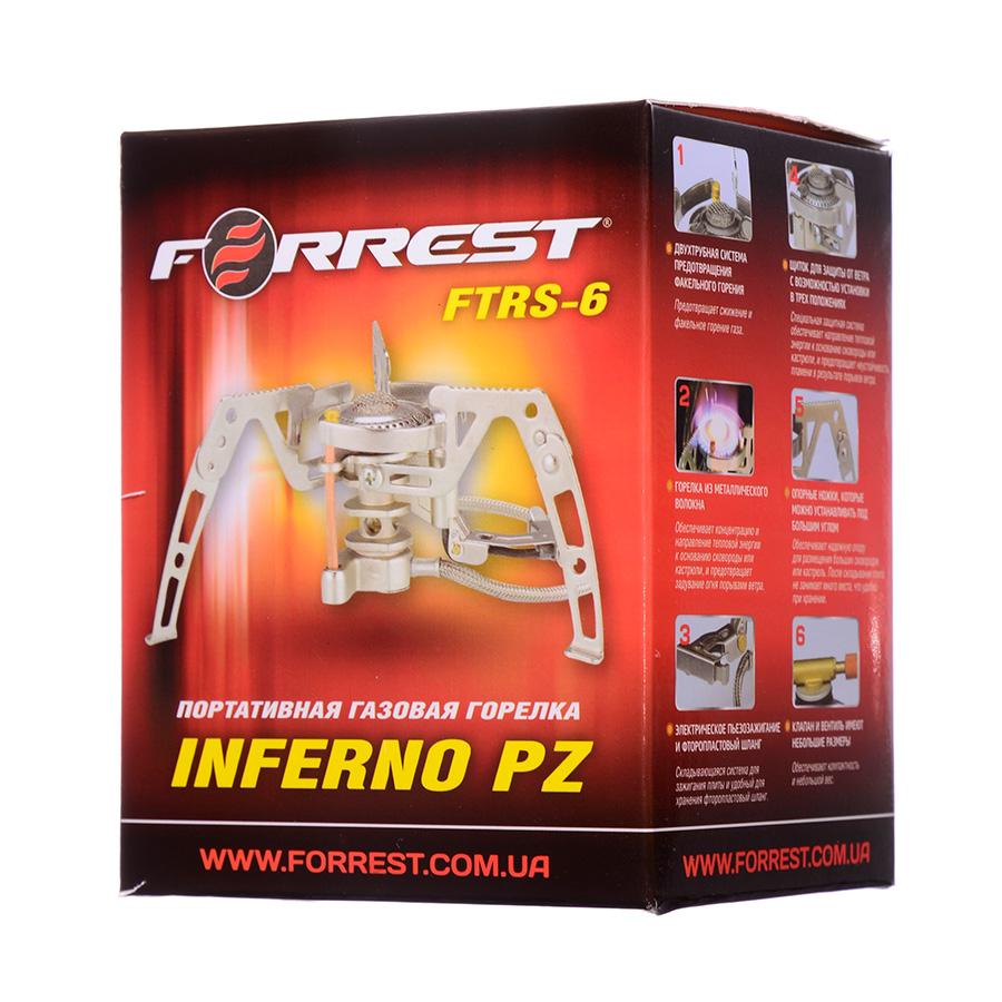 Газовая горелка Forrest Inferno PZ