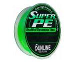 Шнур Sunline Super PE Green 0.128мм