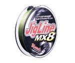 Шнур Momoi JigLine MX8 Moss Green 130м #0.6 0.12мм